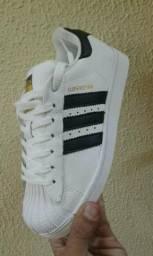7457c979b6f Adidas Superstar mais cores disponível