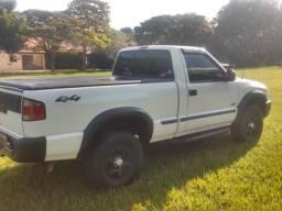 S10 caminhonete a toda prova - 2000