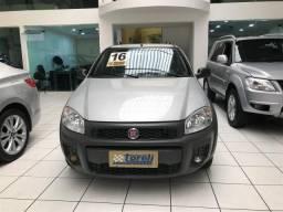 Fiat strada 2016/2016 1.4 mpi working cs 8v flex ÚNICO DONO! - 2016