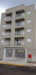 Bonfim paulista, apto novo 01 dormitorio, box, armarios, ventilador,ar split,alugo