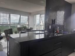 Apartamento Premiato Mobiliado Andar alto 3 vagas com deposito com Porcelanato