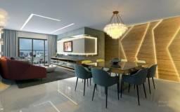 Apartamento na Ponta Verde, 3 quartos Suites a 450m da praia