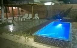 Casa guaratuba c/ piscina temporada