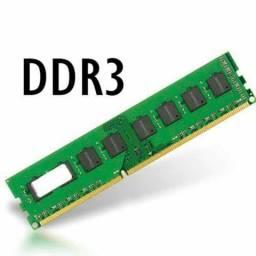 Usado, Memória RAM DDR3 2GB comprar usado  Juazeiro do Norte
