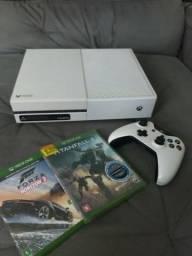 Xbox One 500GB Branco (Halo Edition), usado comprar usado  Niterói