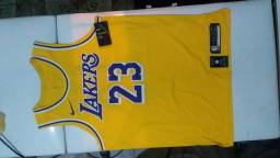 Camisa Regata LA Lakers Original Nova