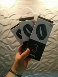 Xiaomi mi Band 3 Preto lacrado