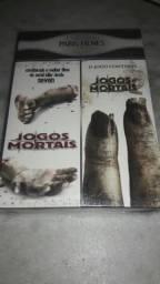 Box de Dvds Jogos Mortais ( Saw )