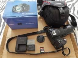 Canon Powershot Sx50hs + bateria extra + bolsa de transporte + 64 GB classe 10