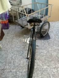 Bicicleta (Triciclo de carga)