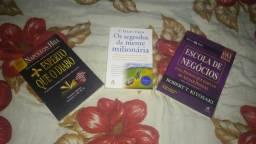 Livros de Empreendedorismo e Desenvolvimento Pessoal