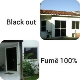Fumê Residencial com garantia