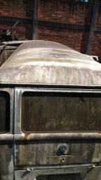 Vw Kombi 1986 teto e  portas