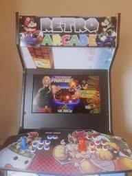 Fliperama Retro Arcade
