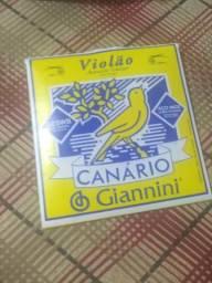 Encordoamento Giannini para violão