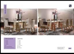 Mesa de Jantar Deli - Cadeira Cairo