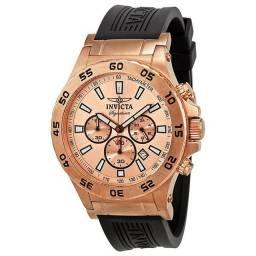Relógio Invicta Signature II modelo 7445 Rosé