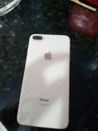 Iphone  8 Plus 256 gb zero sem marcas