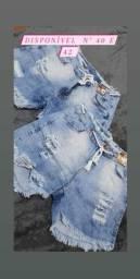 Short jeans vários modelos