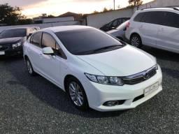 Honda civic 2014 automático R$ 49.900 troca 56.000 e pago Fipe