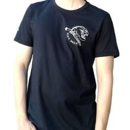 Camiseta Manga Curta 100% Algodão - Pantera