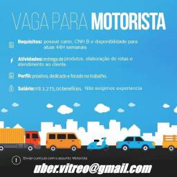 Contratamos motoristas e Mototaxista para transporte executivo