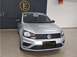Volkswagen Voyage 1.6 msi totalflex 4p manual