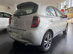 Nissan march 1.6 sl 16v flex 4p xtronic