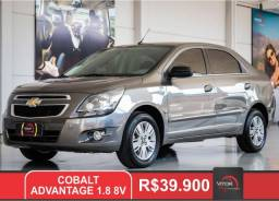 GM - Chevrolet COBALT ADVANTAGE 1.8 8V Eco.Flex 4p Aut. 2014 Flex