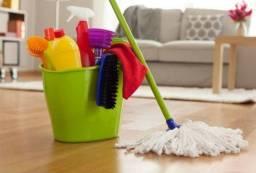 Sou diarista lavo passo limpo organizo chama no chat