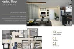 Apartamento à venda com 3 dormitórios em Nova vista, Belo horizonte cod:265948