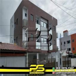 Apartamento com 2 dormitórios à venda, 48 m² por R$ 145.000 - Ernesto Geisel - João Pessoa