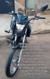 Moto Yamaha  crescer 150