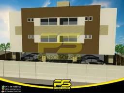 Oportunidade, apartamento, 02 quartos, suíte, varanda integrada, 48,00m², por apenas R$ 17