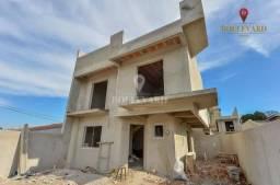 Sobrados novos em condomínio fechado, com 3 dormitórios à venda, 126 m² a partir de R$ 500
