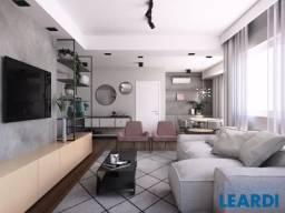 Apartamento à venda com 3 dormitórios em Moema pássaros, São paulo cod:582262