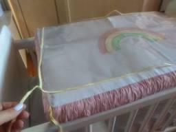 Trocador de bebê Arco Íris