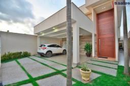 Luxo!!! Essa casa incrível em Vicente Pires com 3 Suítes - Lote em 400m² - Lazer Completo!