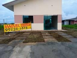 Casa nova,toda na laje,no blindex,03 qtos,01 suíte, Residencial Nova Amazonas