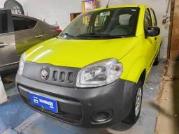 FIAT UNO 2010/2011 1.0 VIVACE 8V FLEX 4P MANUAL - 2011