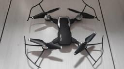 Drone HJHRC mavic câmera 720p