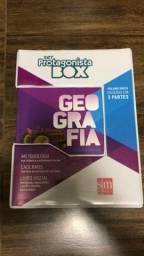 Ser Protagonista - Geografia - Box