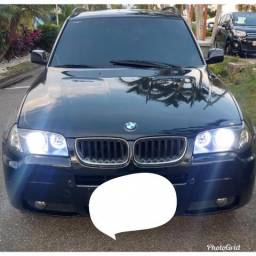 Vendo BMW X3 BLINDADA - 2006