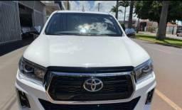 Toyota hilux cd srx 4x4 2.8 tdi 16v diesel aut - 2019