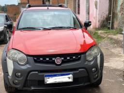 Fiat Strada CD 1.8 Locker - 2013
