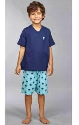 Pijama menino 8 anos