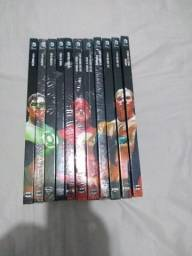 HQs DC graphic novel