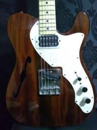 Guitarra Telecaster Squier Fender Classic Vibe Thinline (Turbinada)