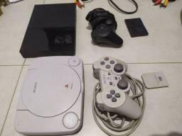 PS1 e PS2 (venda urgente, aceito propostas)