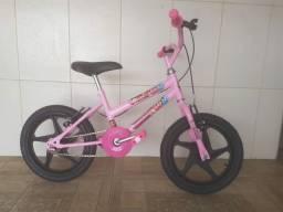 Bicicleta aro 16 nova lol